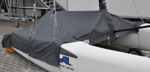 AHPC Capricorn Trampolin Persenning von Kangaroo Sails