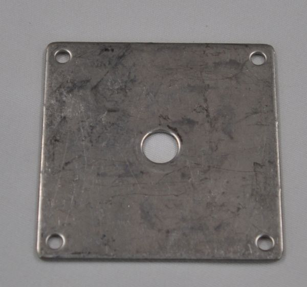 AHPC Mastfuß Platte