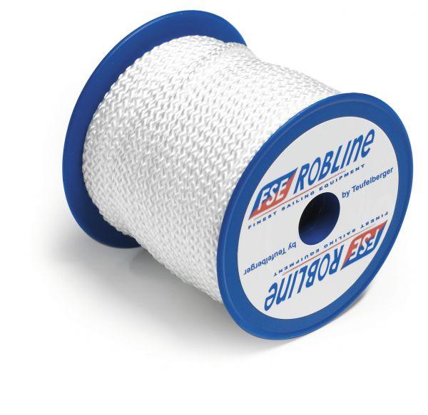 Robline Mini-Spule XLF 3mm 15m weiß